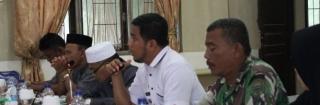 Camat Banda Mulia Pimpin Rapat Rutin Diawal Tahun